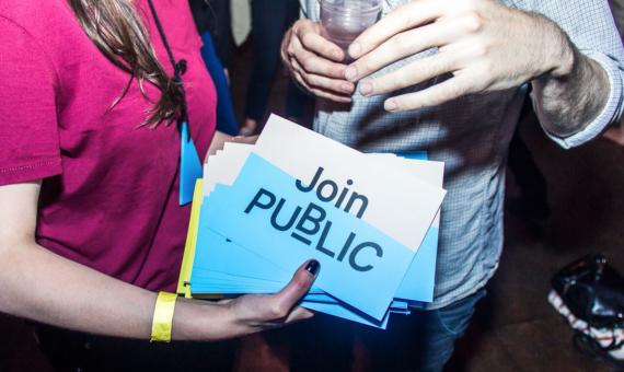 Lancering We Are Public