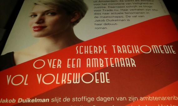 Boekpresentatie Anne-Marieke Samson