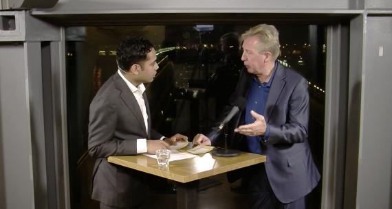Interview met Jan Rotmans (hoogleraar transitiekunde Erasmus Universiteit Rotterdam)