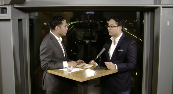 Interview met Eric Seleky (projectmanager N8   Stichting Museumnacht Amsterdam)