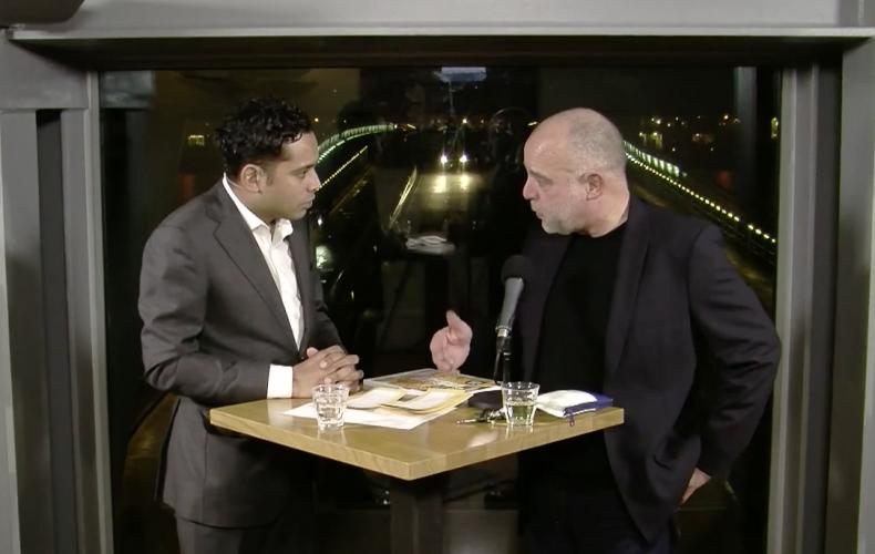 Interview met Egbert Fransen (directeur Cultuurfabriek)
