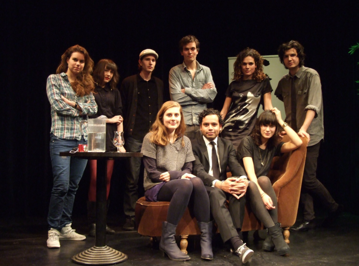 Jonge Schrijversavond 2010