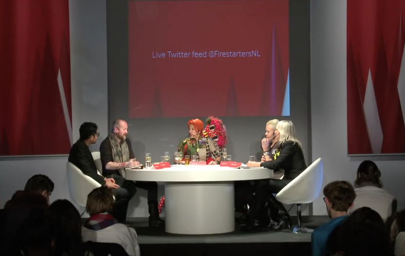Vodafone Firestarters @ Amsterdam Fashion Week