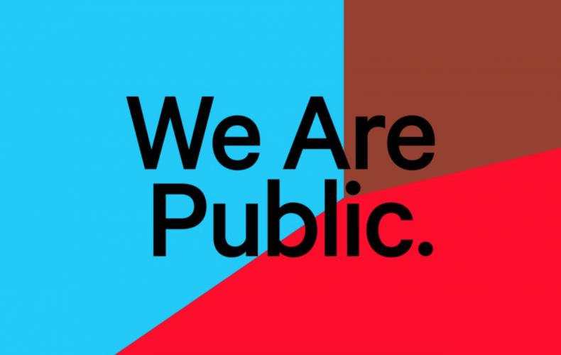PR-campagne We Are Public