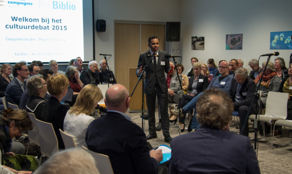 Noord-Hollands Cultuurdebat 2015