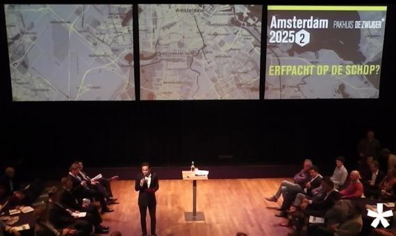 Amsterdam 2025 #2: Erfpacht op de schop