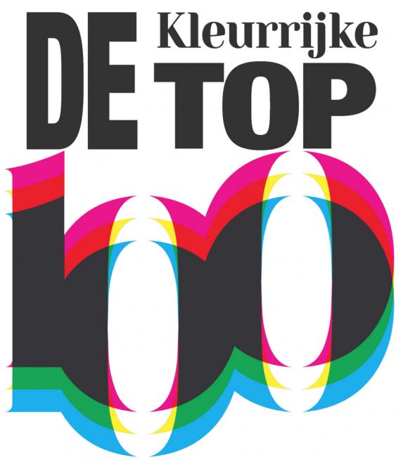 De Kleurrijke Top 100