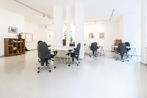 Novel kwartiermaker Castrum Peregrini Co-working Space
