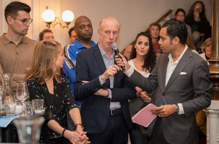 WorldTalks &Co: Vluchtelingen en Amsterdam