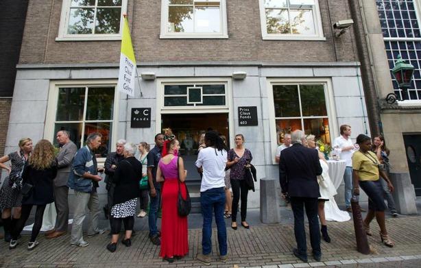 Prince Claus Fund Anniversary Drinks
