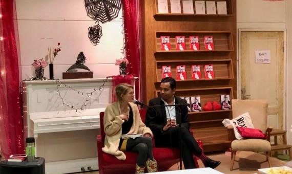 Bredase boekpresentatie 'Een tragedie in New York'