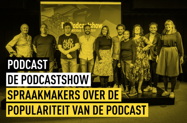 De Podcastshow