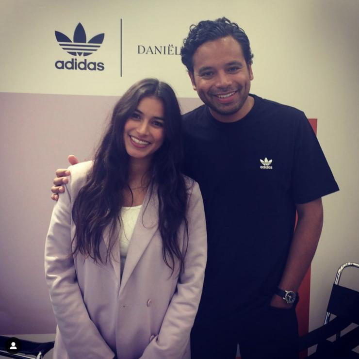 Adidas x Daniëlle Cathari Talk