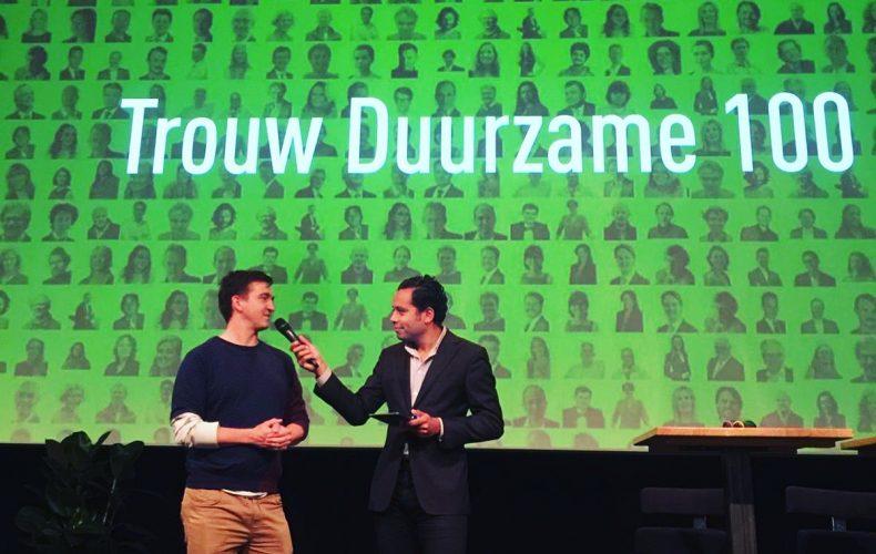 Festival Trouw Duurzame 100 2019