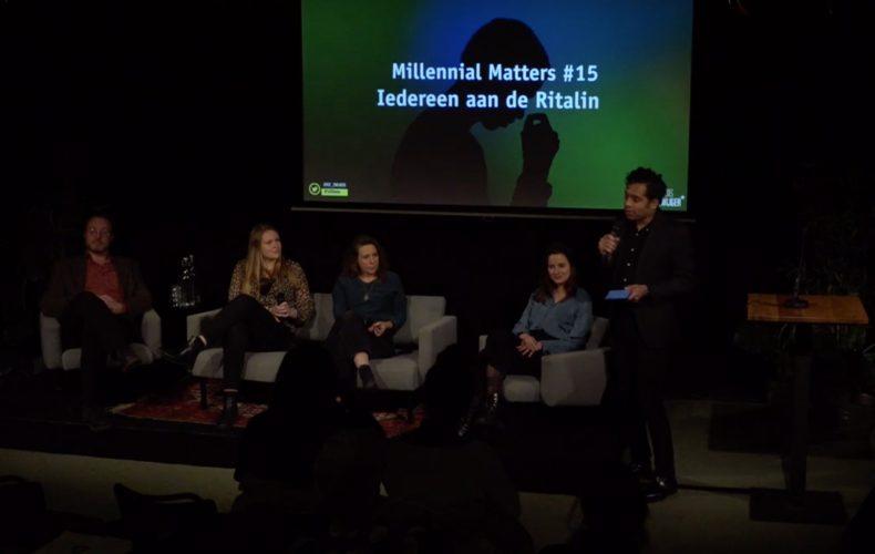 Millennials Matter #15: Iedereen aan de Ritalin