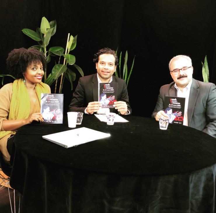 Televisieprogramma's Week Tegen Racisme 2020